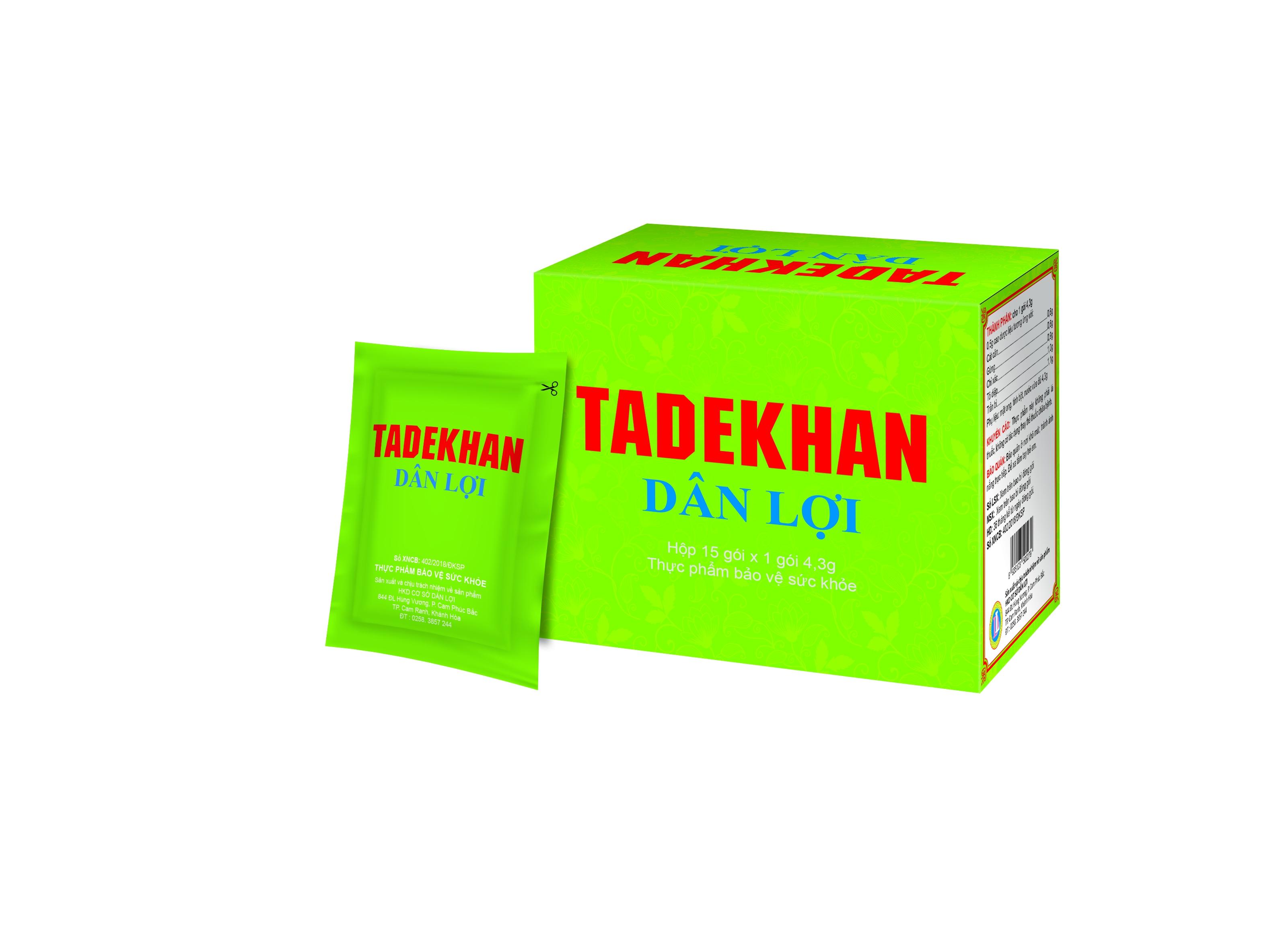 TADEKHAN